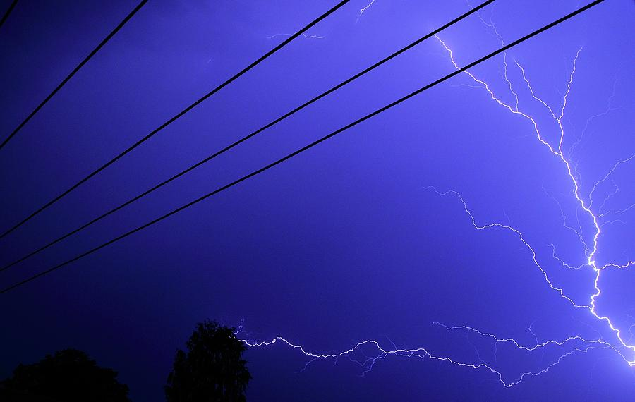 Avoiding Lightning Strikes
